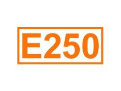 E 250 ein Konservierungsstoff
