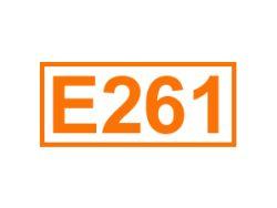 E 261 ein Konservierungsstoff