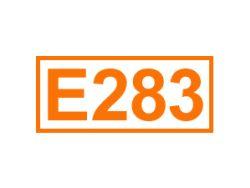 E 283 ein Lebensmittelzusatzstoff