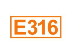 E 316 ein Antioxidationsmittel