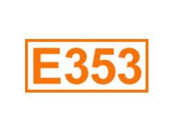E 353 ein Säureregulator