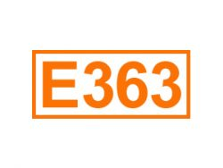 E 363 ein Geschmacksverstärker