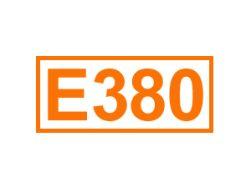 E 380 ein Komplexbildner