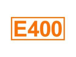 E 400 ein Geliermittel