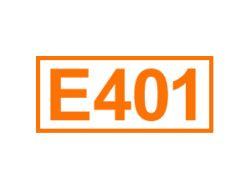 E 401 ein Geliermittel