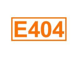E 404 ein Geliermittel