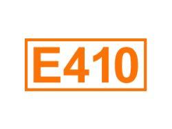 E 410 ein Stabilisator