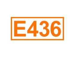 E 436 ein Emulgator
