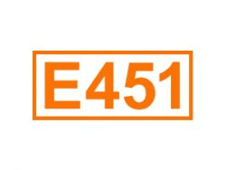 E 451 ein Komplexbildner