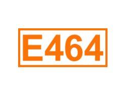 E 464 ein Emulgator
