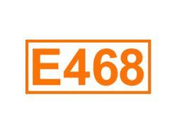E 468 ein Füllstoff