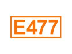 E 477 ein Emulgator