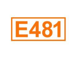 E 481 ein Emulgator