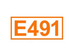 E 491 ein Emulgator