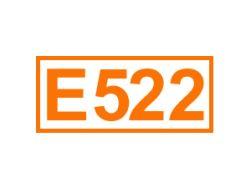 E 522 ein Festigungsmittel