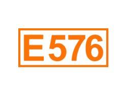 E 576 ein Stabilisator