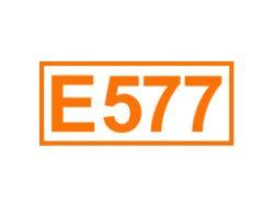 E 577 ein Stabilisator