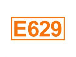 E 629 ein Geschmacksverstärker