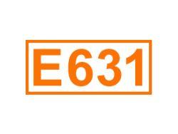 E 631 ein Geschmacksverstärker