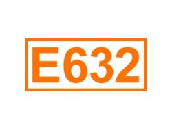 E 632 ein Geschmacksverstärker