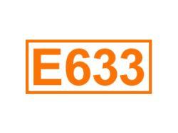 E 633 ein Geschmacksverstärker