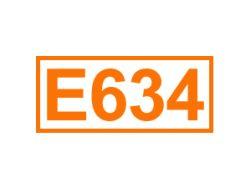 E 634 ein Geschmacksverstärker