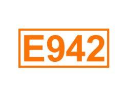 E 942 ein Treibgas