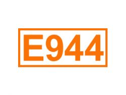 E 944 ein Lebensmittelzusatzstoff