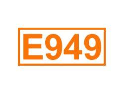 E 949 ein Packgas
