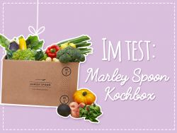 Marley Spoon Test