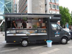 Food Trucks sind im Trend