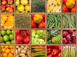 Obst oder Gemüse?