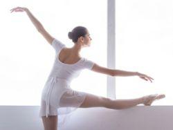 Ballett wirkt leicht und anmutig, ist aber harte Arbeit!