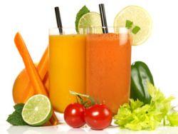Gesund und lecker: Gemüsesäfte