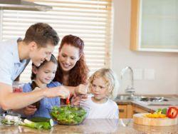 Gesund essen muss Kindern Spaß machen! © WavebreakmediaMicro - Fotolia.com