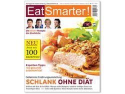 Schlank ohne Diät: das neue EAT SMARTER-Magazin