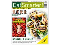 Schnelle Küche: das neue EAT SMARTER-Magazin