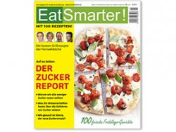 Der Zuckerreport: das neue EAT SMARTER-Magazin