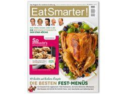 Weihnachtlich: das neue EAT SMARTER-Magazin