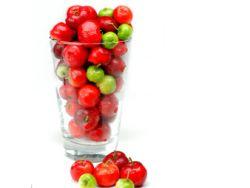 Gesundheitswunder Acerola-Kirsche