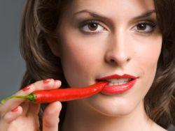 Aphrodisiernde Lebensmittel machen an