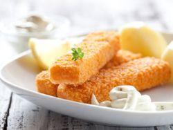 Das Lieblingsessen vieler Kinder: Fischstäbchen