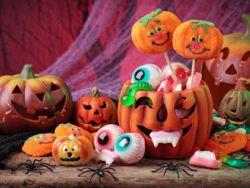 Gruselige Ideen für die Halloween Kinderparty!