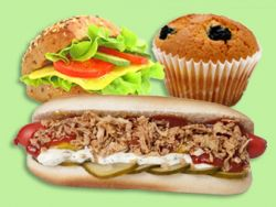 Kalorientabelle Snacks