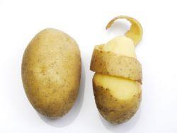Muss man Kartoffeln schälen?