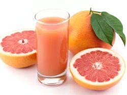 Mit Grapefruit abnehmen