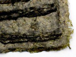 Enthalten Nori-Algen viel Eiweiß?