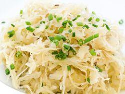 Was man über Sauerkraut wissen sollte.