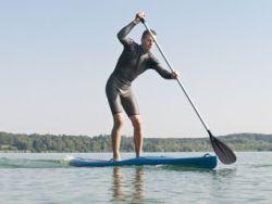 Stand up Paddling ist der neue Sommertrend