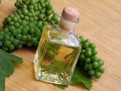 Traubenkernöl – tut nicht nur von innen gut!